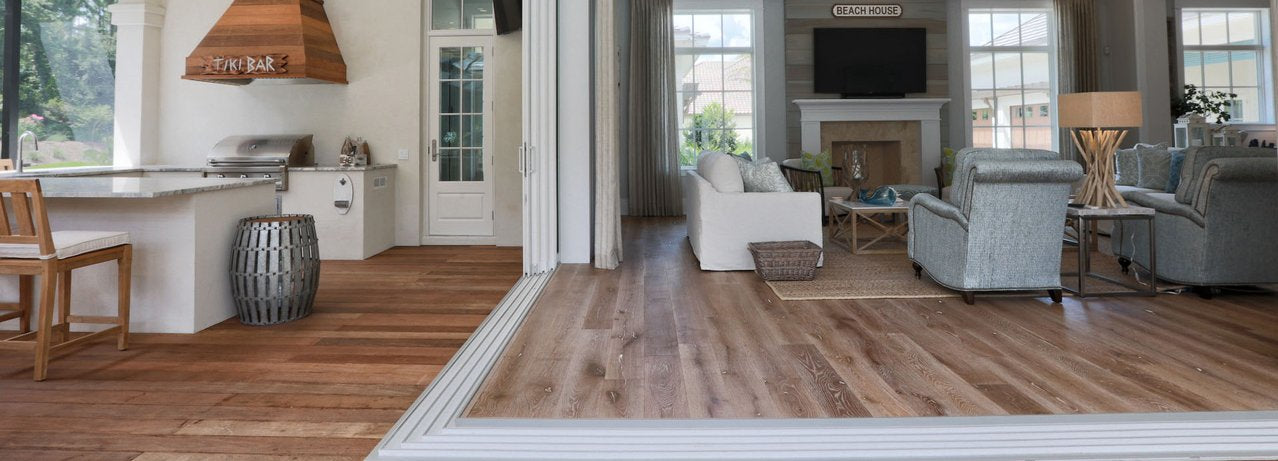 Beach House Hardwood ...