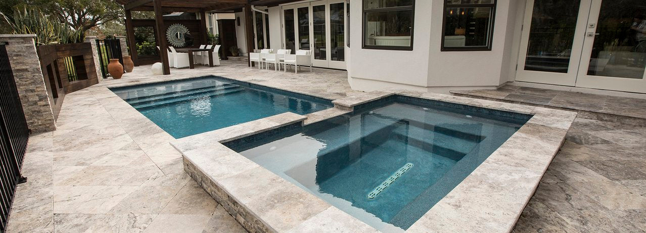 Pool Deck Tile