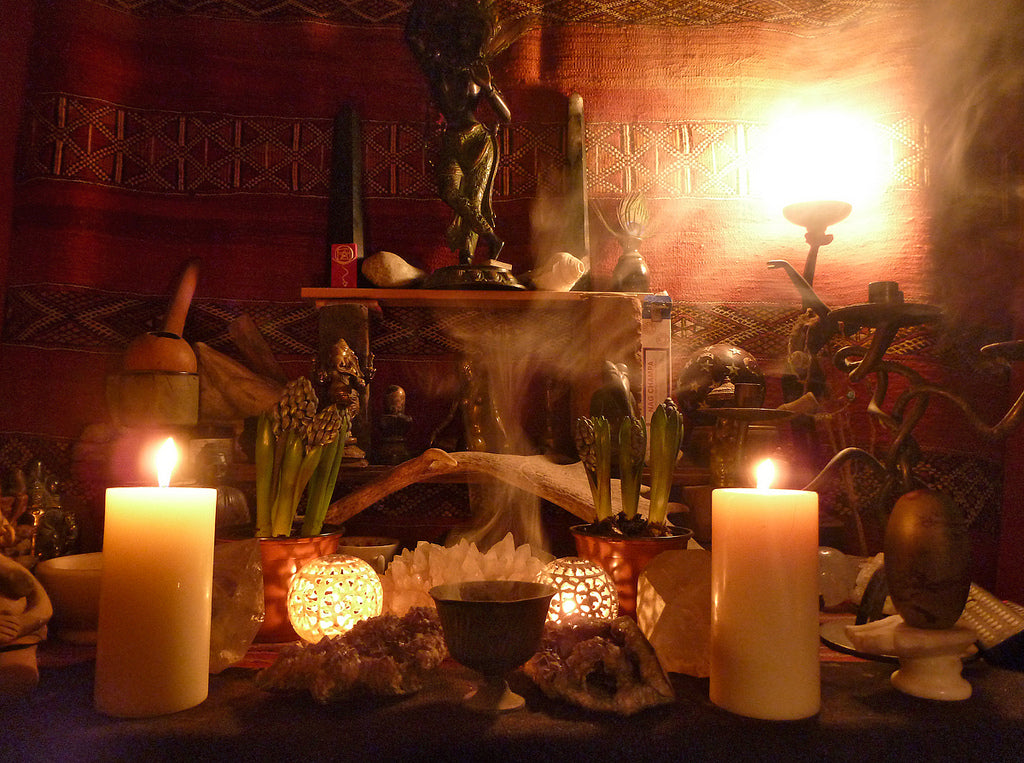 SACRED SPACE~ Creating a Home Altar