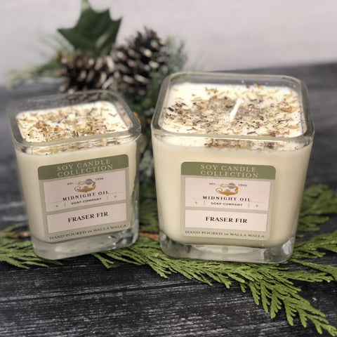 FRASER FIR (Soy Candle)