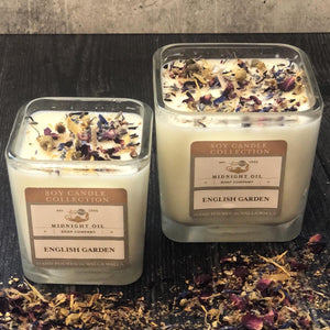 ENGLISH GARDEN (Soy Candle)