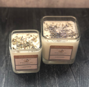 LAVENDER (Soy Candle)