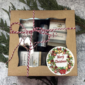 GODDESS GIFT BOX-lotion, soap, & squeeze lotion