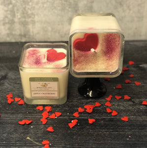 APPLE CRANBERRY (Soy Candle)
