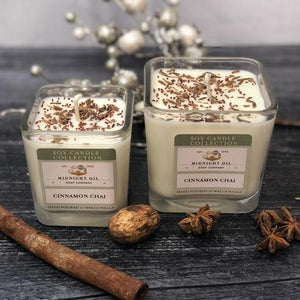 CINNAMON CHAI (Soy Candle)