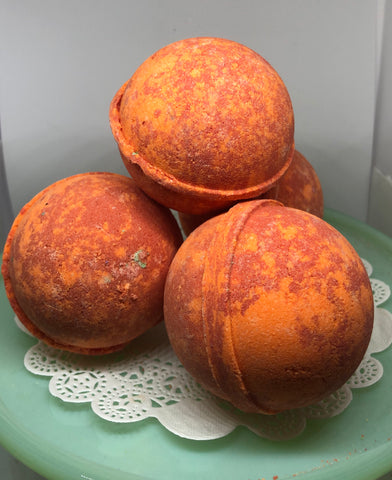 PAPAYA MANGO (Bath Bomb)