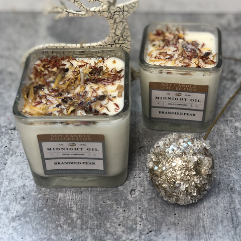 BRANDIED PEAR (Soy Candle)