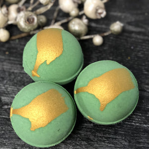 APPLE SAGE (Bath Bomb)