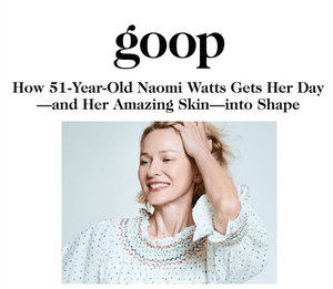 How 51-Year-Old Naomi Watts Gets Her Day—and Her Amazing Skin—into Shape