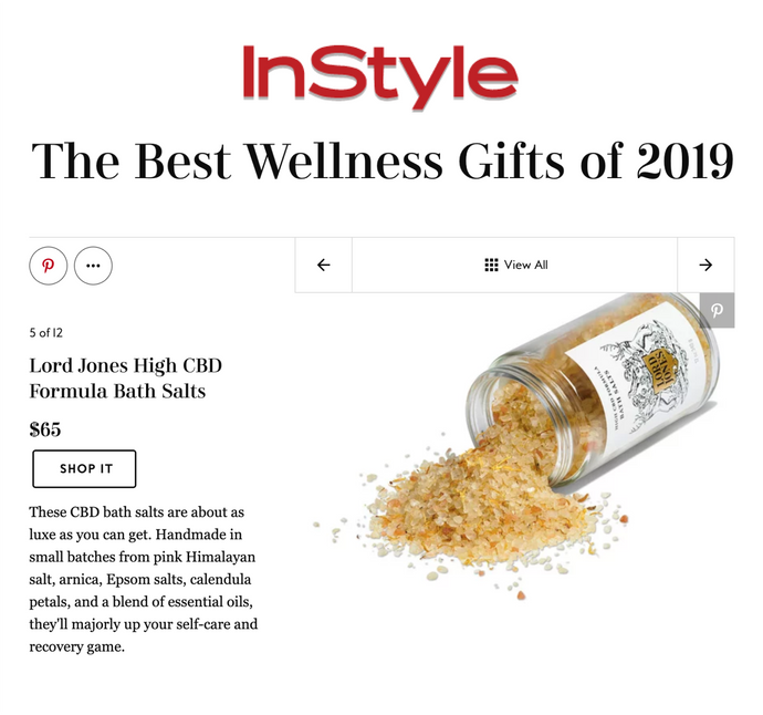 The Best Wellness Gifts of 2019