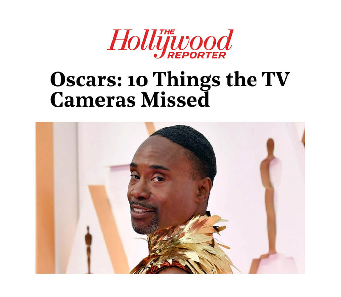 Oscars: 10 Things the TV Cameras Missed