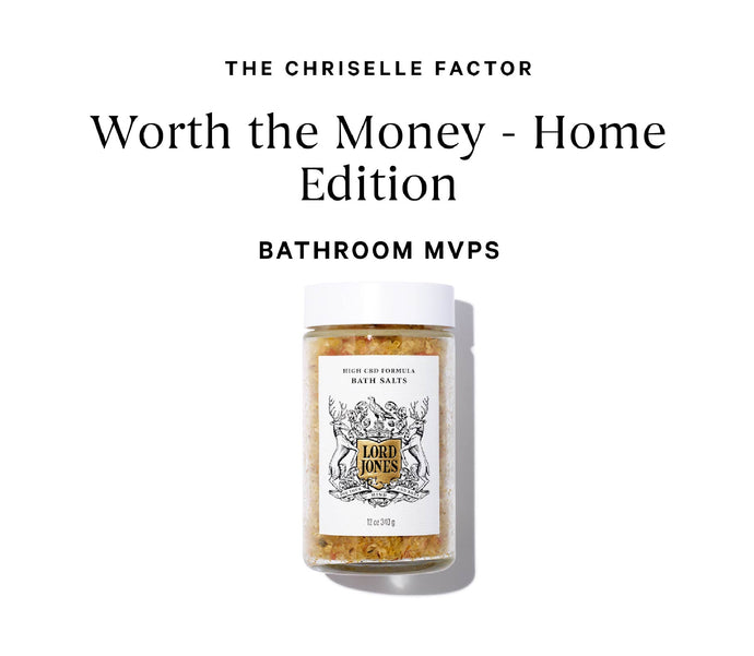 Worth the Money - Home Edition