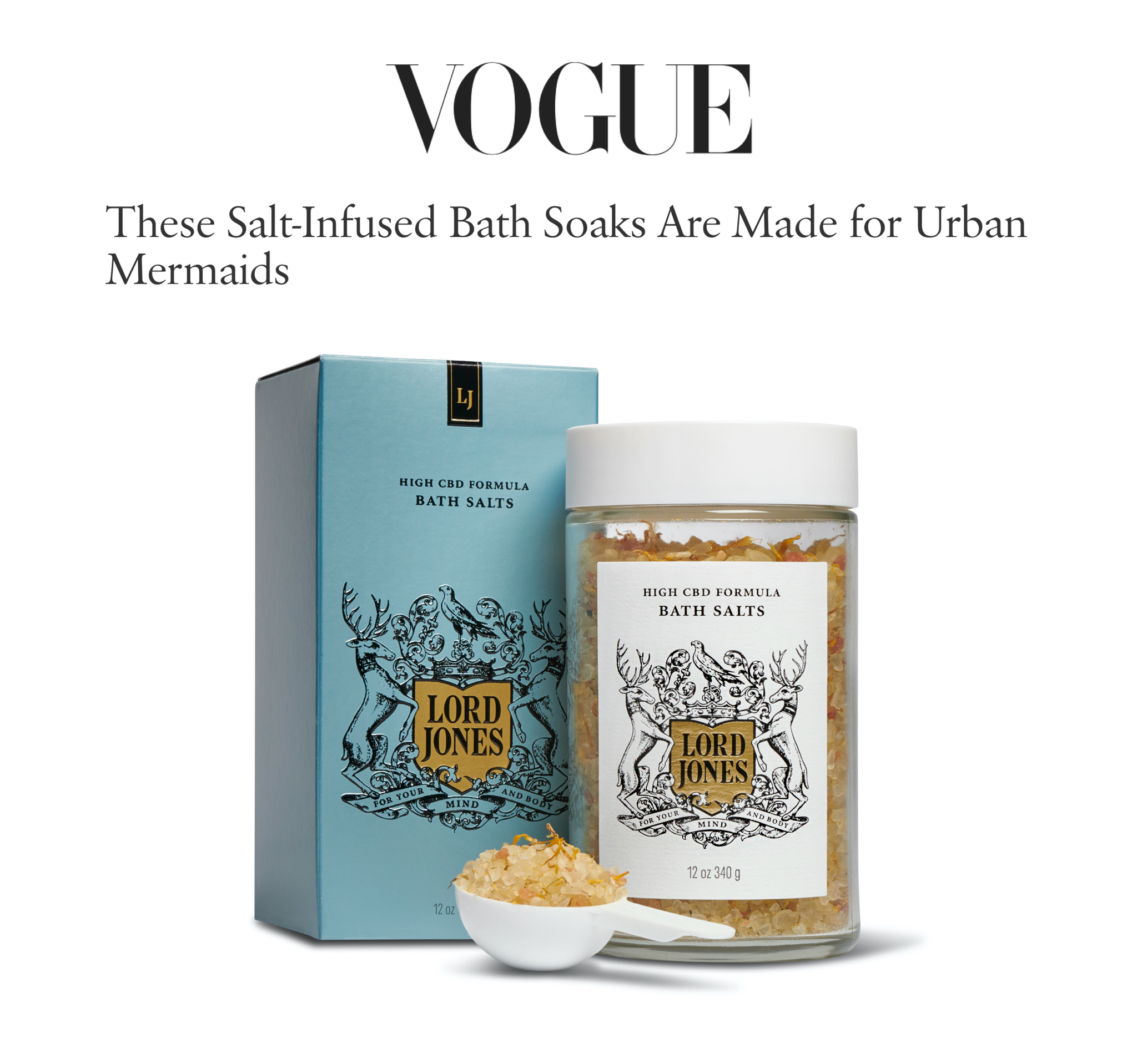 These Salt-Infused Bath Soaks Are Made for Urban Mermaids