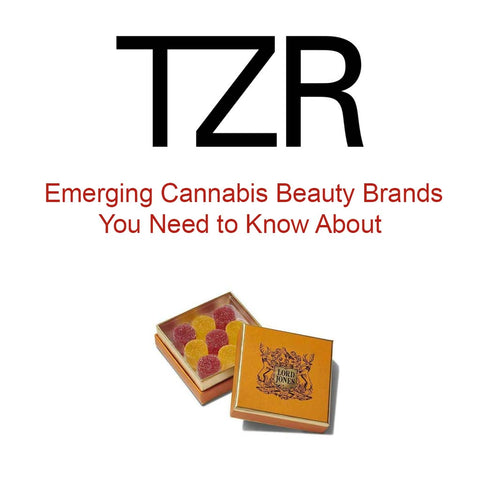 Emerging Cannabis Beauty Brands You Need to Know About