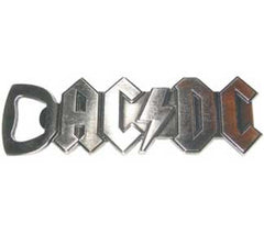 AC/DC Band Logo Bottle Opener