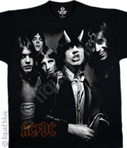AC/DC Highway Group T-Shirt