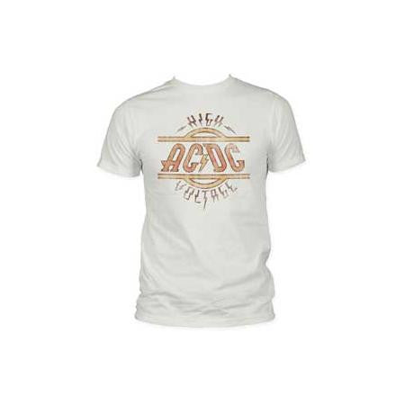 AC/DC High Voltage Fitted Jersey T-Shirt