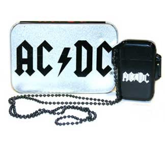 AC/DC Refillable Lighter