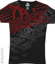 Aerosmith Walk This Way Long T-Shirt