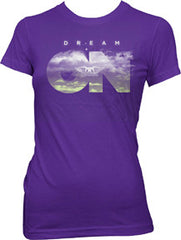 Aerosmith Dream On Junior Tissue T-Shirt