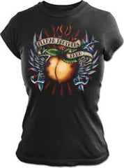 Allman Brothers Tattoo Juniors Tissue T-Shirt