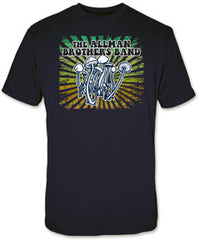 Allman Brothers Mushrooms Mens T-Shirt