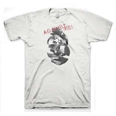 Against Me Heads T-Shirt