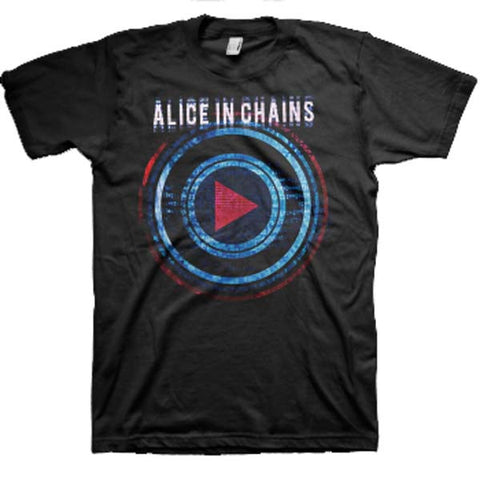 Alice in Chains Played T-Shirt
