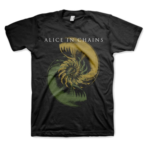 Alice in Chains Shellshock T-Shirt