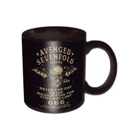 Avenged Sevenfold Sieze Day Box Mug