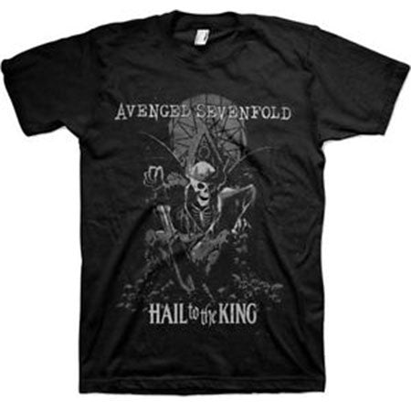 Avenged Sevenfold End of Days Mens T-Shirt