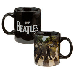 The Beatles Abbey Road 12 oz Ceramic Mug