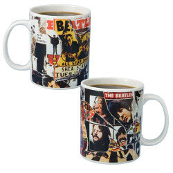 The Beatles Anthology 18 oz Ceramic Mug