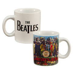 The Beatles Sgt Peppers 12 oz Ceramic Mug