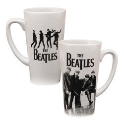 The Beatles 14 oz Ceramic Latte Mug