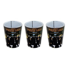 The Beatles Shot Glass - 3 Pack