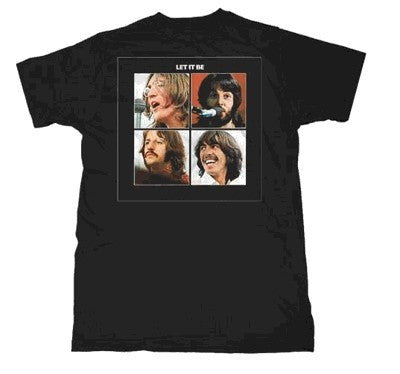 The Beatles Let It Be T-Shirt