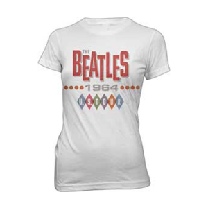 The Beatles 64 US Tour Juniors T-Shirt