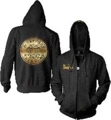 The Beatles Gold SGT Peppers Mens Hoodie