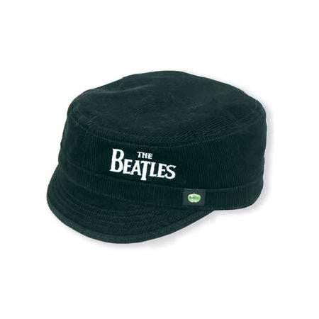 The Beatles Corddrop T Logo Military Hat