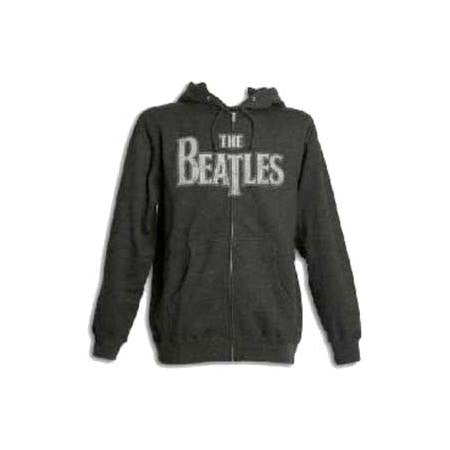 The Beatles Vintage Logo Zip Hoodie