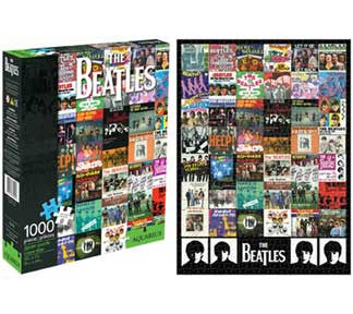 The Beatles Singles 1000pc Puzzle
