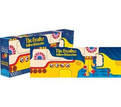 The Beatles Yellow Submarine Slim 1000pc Puzzle