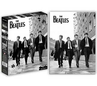 The Beatles The Street Puzzle 1000pc