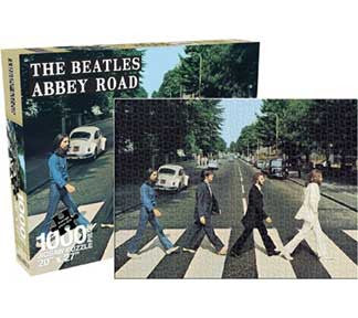 The Beatles Abbey Road Puzzle 1000pc