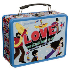 The Beatles Yellow Submarine Large Lunch Box