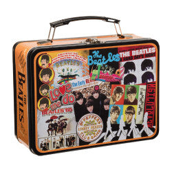 The Beatles Albums Large Lunch Box