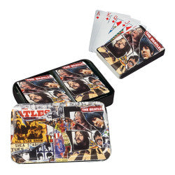 The Beatles Anthology Playing Card Gift Set