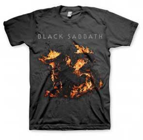 Black Sabbath 13 Mens T-Shirt