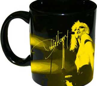Blondie Debbie Harry in Concert Mug